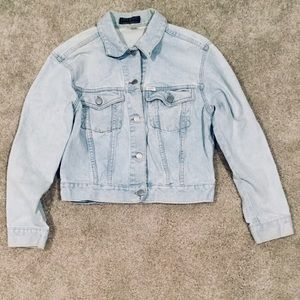 Women's Guess 1997 Jean Jacket size small